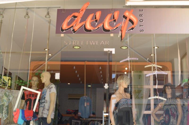 DEEP streetwear