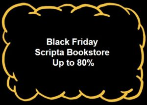 scripta black friday